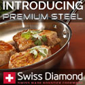 Premium Steel by Swiss Diamond - Save 15%